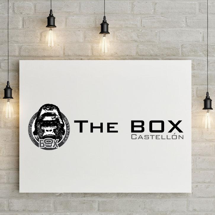 Diseño Gráfico The Box Castellón