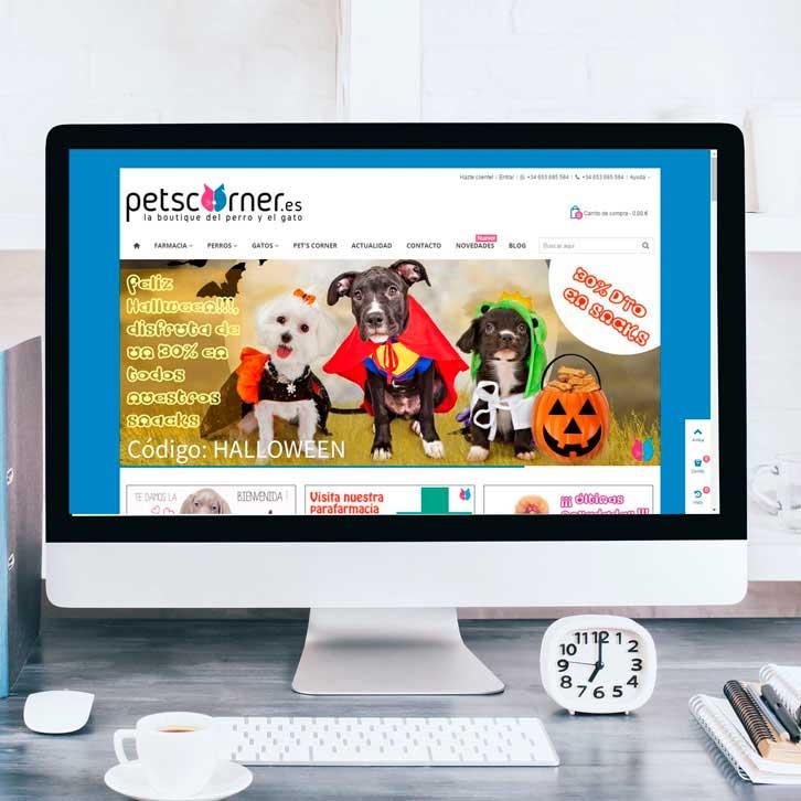 Tienda Online Pet's Corner