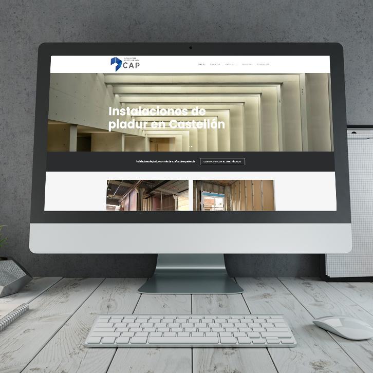 Diseño Web Cap Castellón