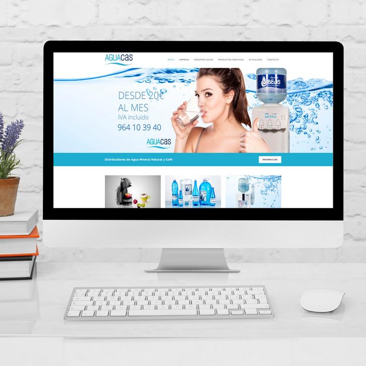 Página Web Aguacas