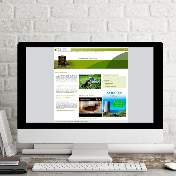 Página Web CBI Castellón