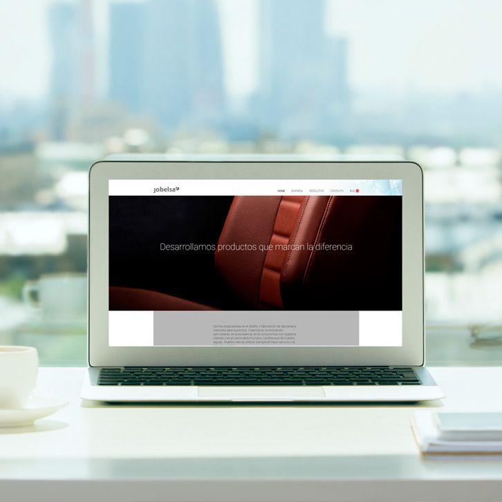 Página Web Jobelsa