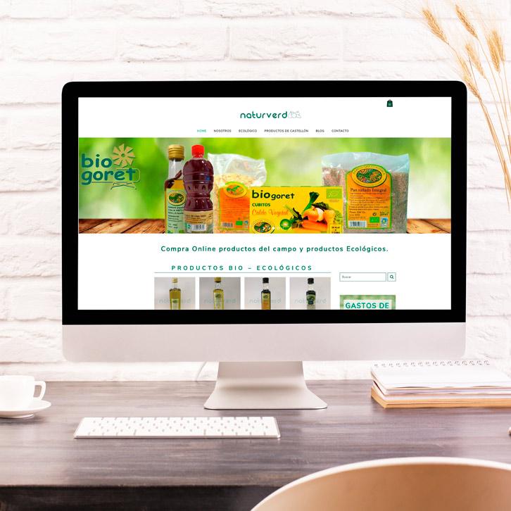 Tienda Online Naturverd