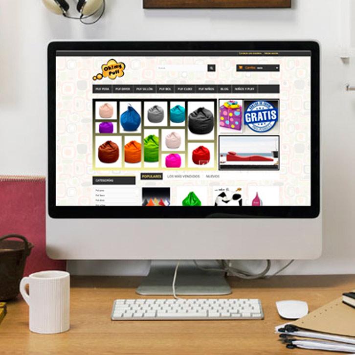 Tienda online puffs