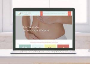 Página web Patricia Ruiz Castellón