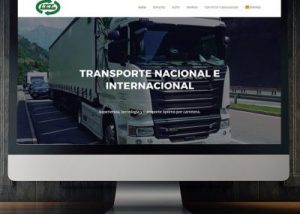 Página web laytortrans Castellón