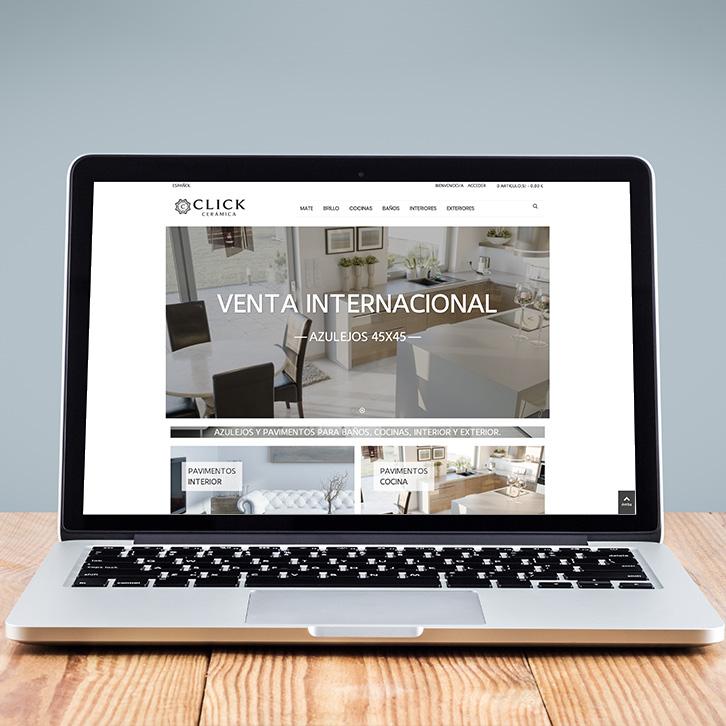 Tienda Online Click Cerámica