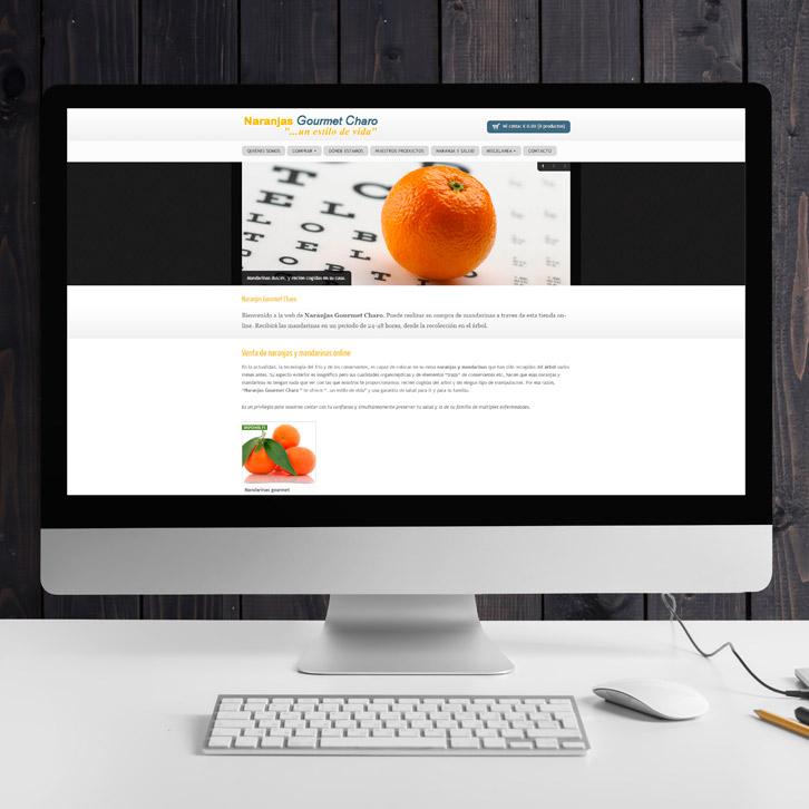 Tienda Online de Naranjas