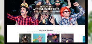 Dieño páginas web Castellón