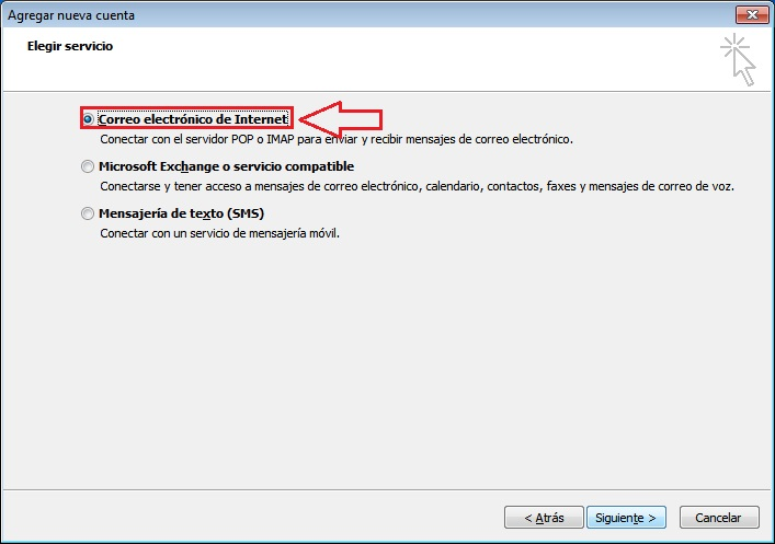 Como configurar Outlook 2010