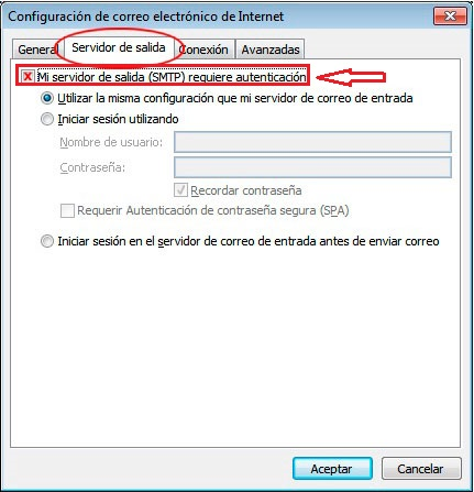 Configuración Avanzada Outlook 2010