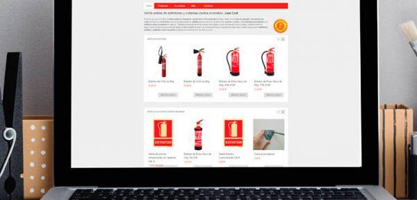 Diseño de páginas web y tiendas online Castellón  e19c2b68e9bde