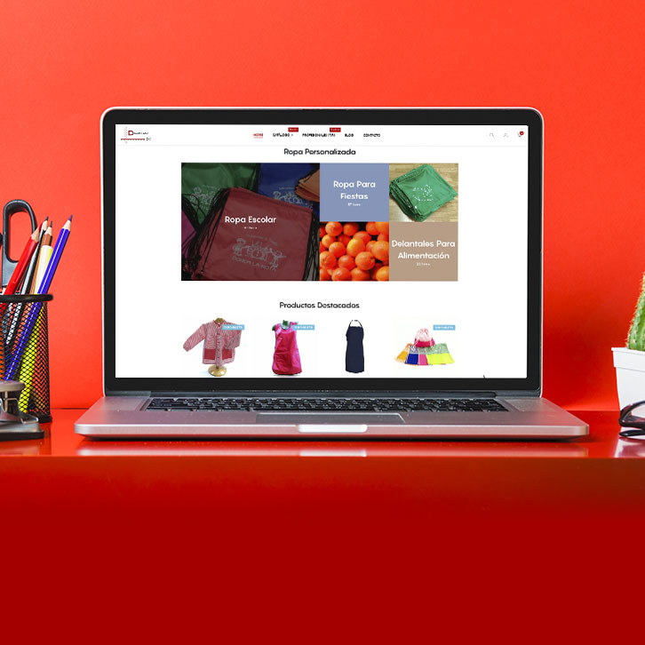 Tienda online Dismitor