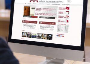 diseño web antifraude