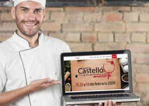 diseño web cocina castellón