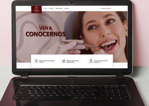 diseño web dental vinaròs