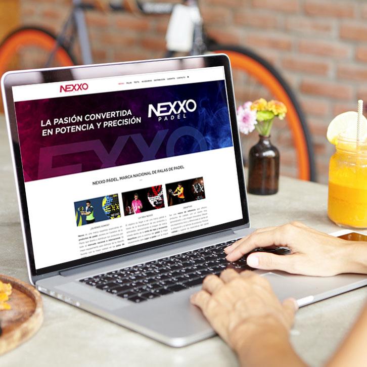 Tienda online Nexxo Padel