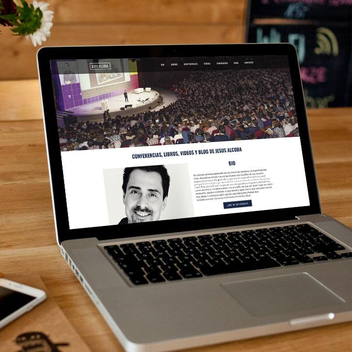 Página web de coaching Jesus Alcoba