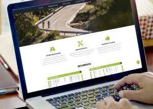Página web Para inscripción de carrera mediterraneanepic