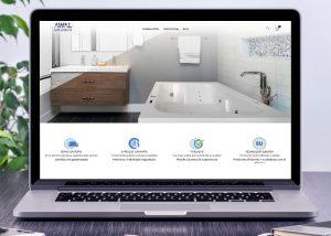 Tienda online de bañeras Awal Bath Systems