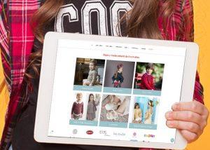 Tienda online ropa para niños Babyandkids