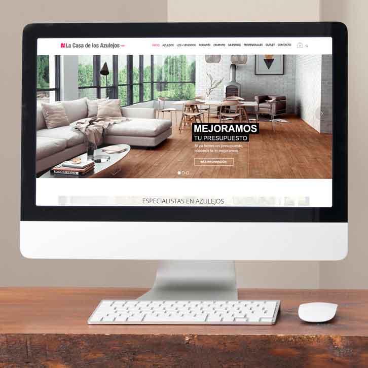 Tienda online Azulejos La Casa de los Azulejos
