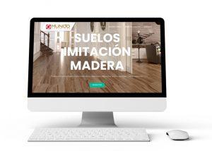pagina web azulejos imitación madera