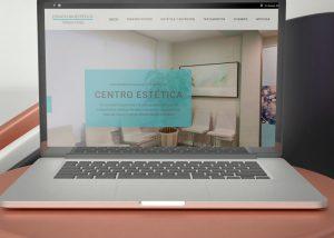 pagina web espacio bioestetico