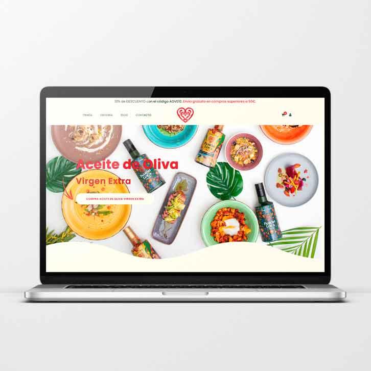 Pagina Web Pasión Loca
