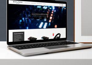 tienda online enigma pro audio